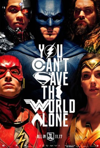 Reviewing 'Justice League'