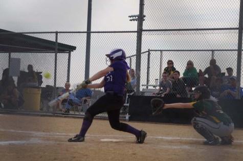 Lady Pirates JV softball takes on the Bobcats
