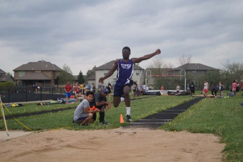 Boys take first, girls finish second at home track meet May 2