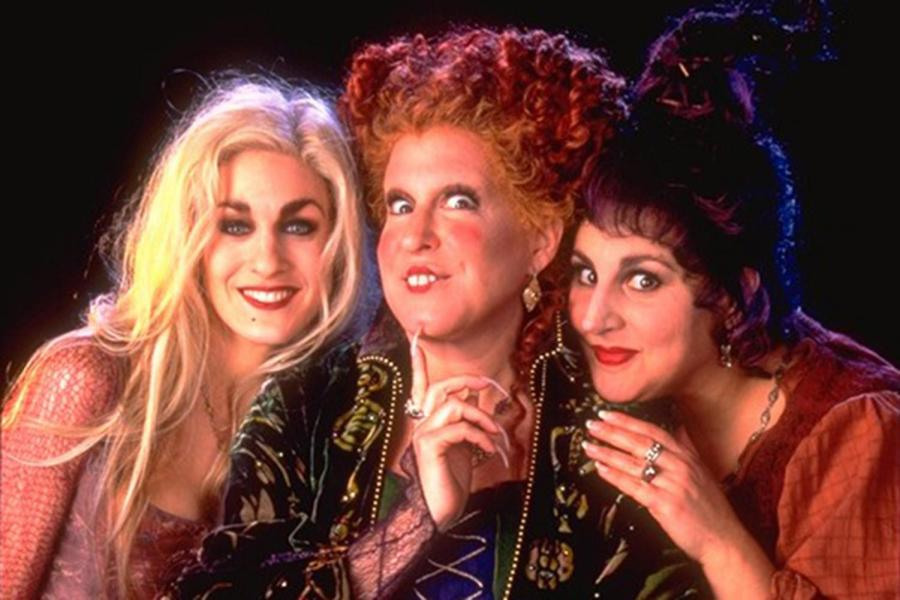 Hocus+Pocus+served+viewers+a+lot+of+iconic+looks%2C+none+more+so+than+those+of+the+Sanderson+sisters.
