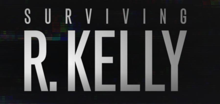 R.+Kelly+flag+for+the+docu+series+on+Lifetime.