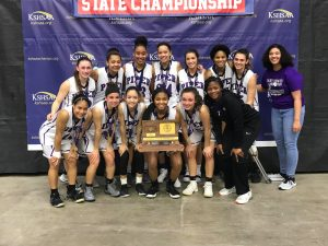 Boys and Girls Basketball Head to State