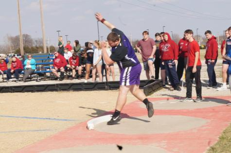 Piper Throwers Set New School Records