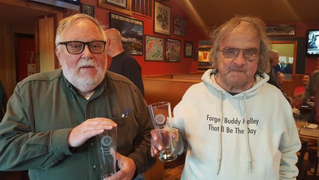 Sunday's Winners – Fred Rosevear and Mike Thompson