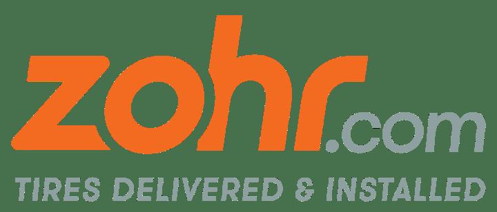 Zohr Mobile Tire Service Logo