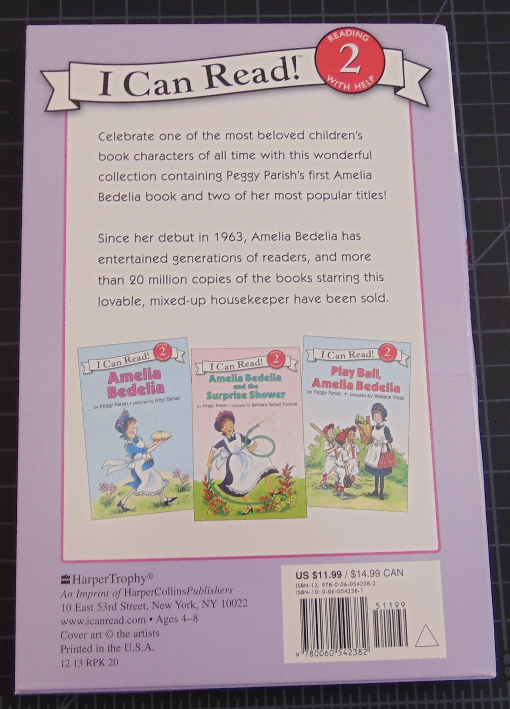 The Amelia Bedelia Collection By Peggey Parish I Can Read