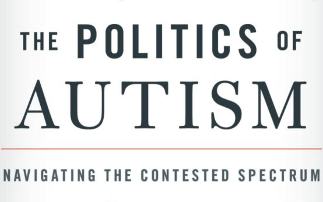 #KCSBReads: The Politics of Autism by John J. Pitney Jr.