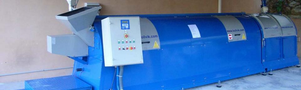 有機廢物處理/堆肥機 /廚餘處理機- 可維工程