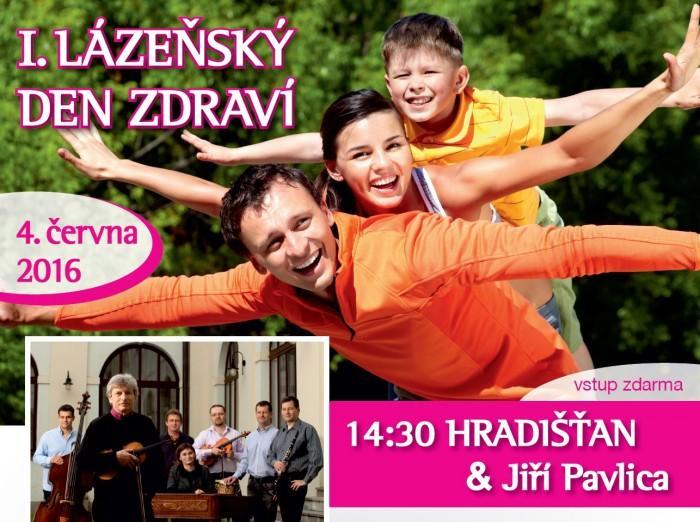 Výprava na Lázeňský den zdraví 4.6.2016