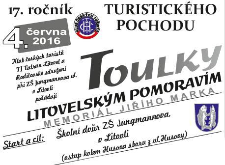 Toulky Litovelským Pomoravím 4.6.2016