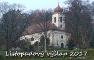 Listopadový výšlap z Domašova nad Bystřicí - 11.11.2017