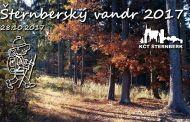 Šternberský vandr 2. ročník - 28.10.2017