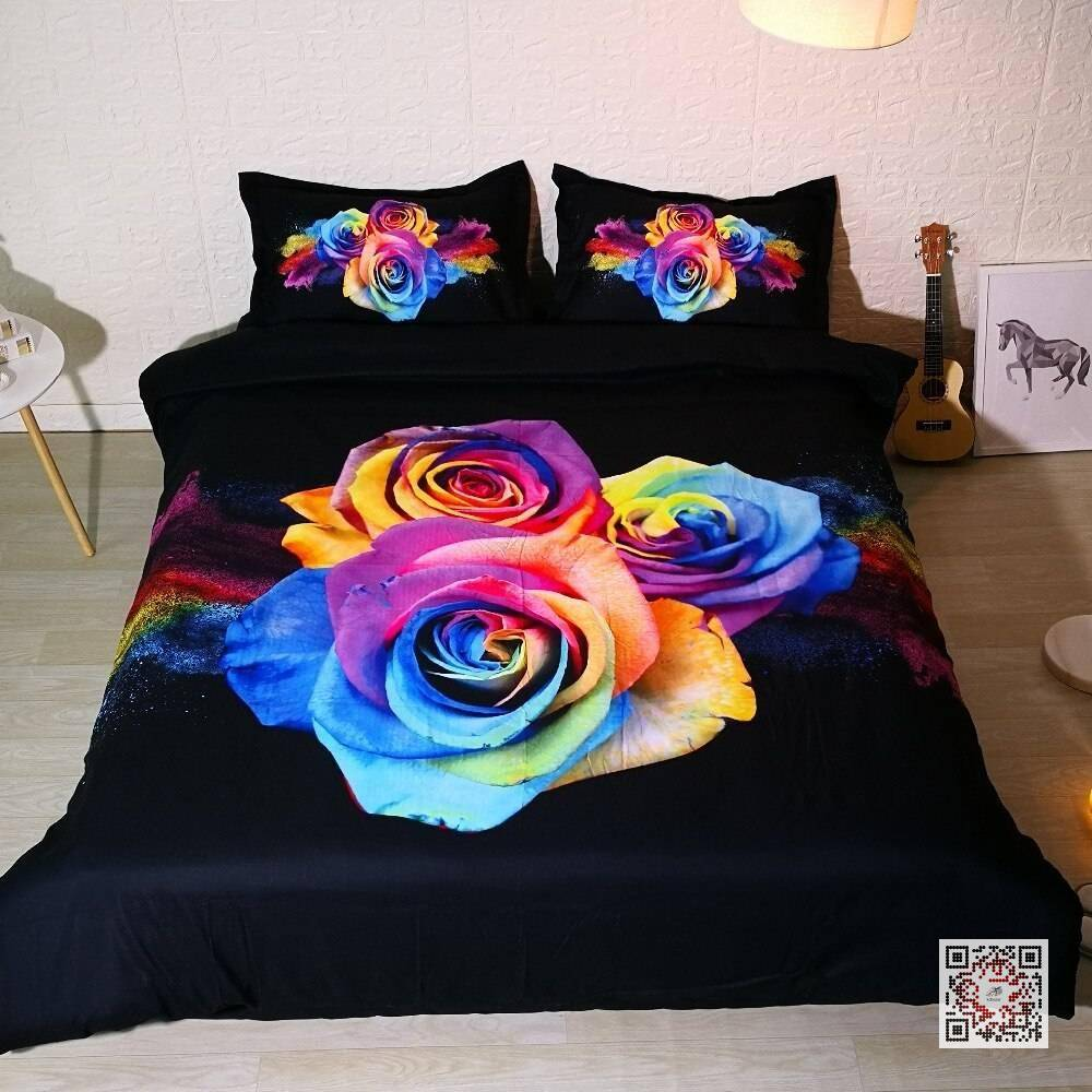 3d bedding set and 3d bed sheet set