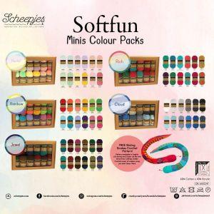 Softfun Colour Pack