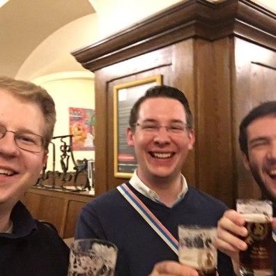 2016-11-05- Win im Brauhaus Schüssel in ddorf