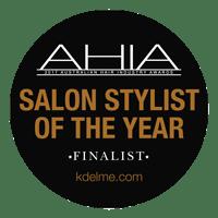 KDelme Hairdressing AHIA - Salon Stylist of the Year