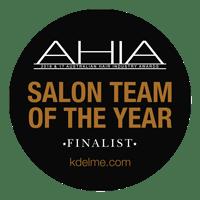 KDelme Hairdressing AHIA - Salon Team of the Year
