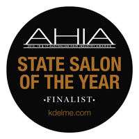 KDelme Hairdressing AHIA - State Salon of the Year