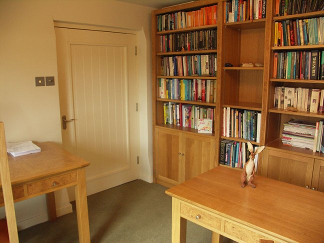 Bookcase & Table