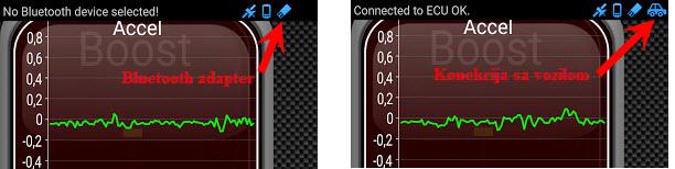 Torque Android autodijagnostika - spajanje