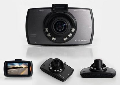 DVR HD auto kamera za snimanje vožnje