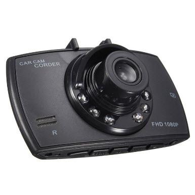 DASH CAM kamera