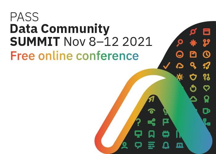 Pass Data Community Summit, Nov 8-12