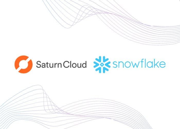 Saturn Snowflake Wb