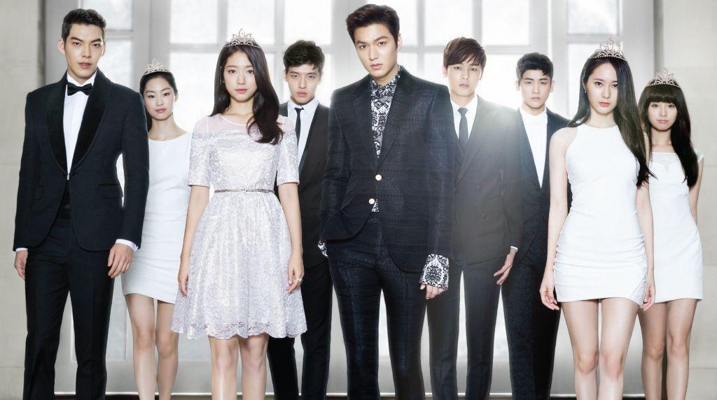 3 kdramas de Lee Min Ho que tienes que ver - Portada de The Heirs