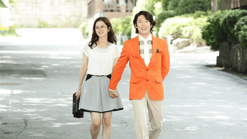 Reseña del kdrama  'Fated to love you' de Netflix