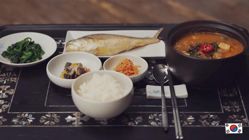 Banchan: los banquetes en los kdramas