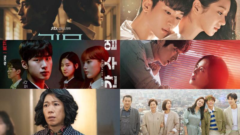 Nominaciones en la 57 edición de los premios Baeksang Arts