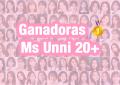 Ganadoras Ms Unni 20+