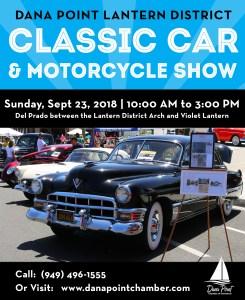 Lantern District Classic Car Show