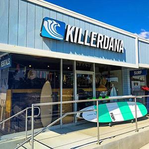 Killer Dana Surf Shop