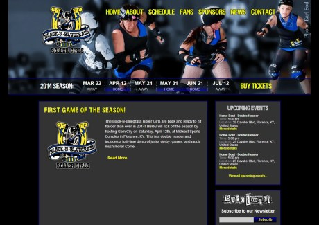 BBRG Home Page