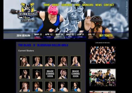 BBRG Team Page