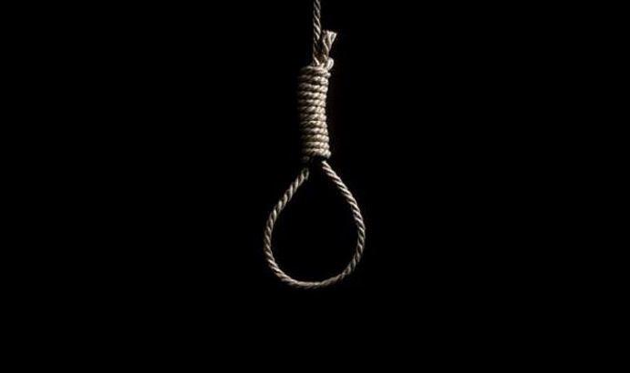 tali tambang bunuh diri