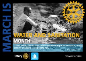 Water and Sanitation Month