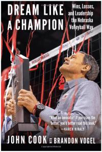 "John Cook presents ""Dream Big, Dream Like a Champion!"" @ Younes Conference Center | Kearney | Nebraska | United States"