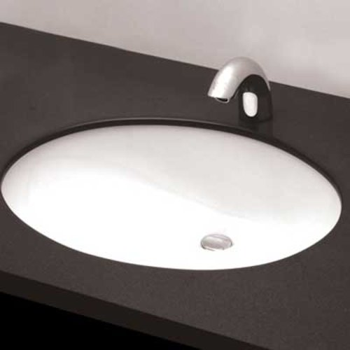 toto 19 x 16 undermount bathroom sink cotton white lt569 01 keats castle