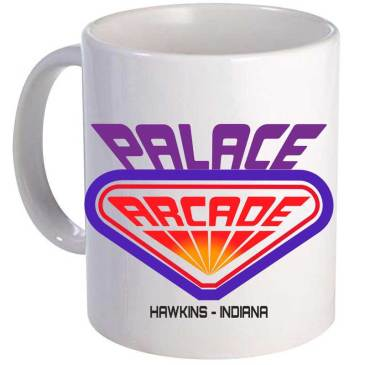 Taza The Palace Arcade Hawkins