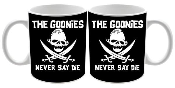 Taza cerámica Los Goonies bandera pirato Sloth