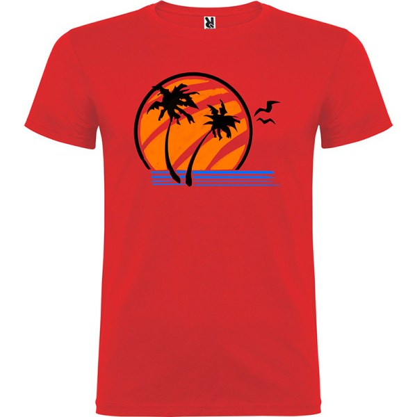 Camiseta The Last Of Us Ellie Palmeras