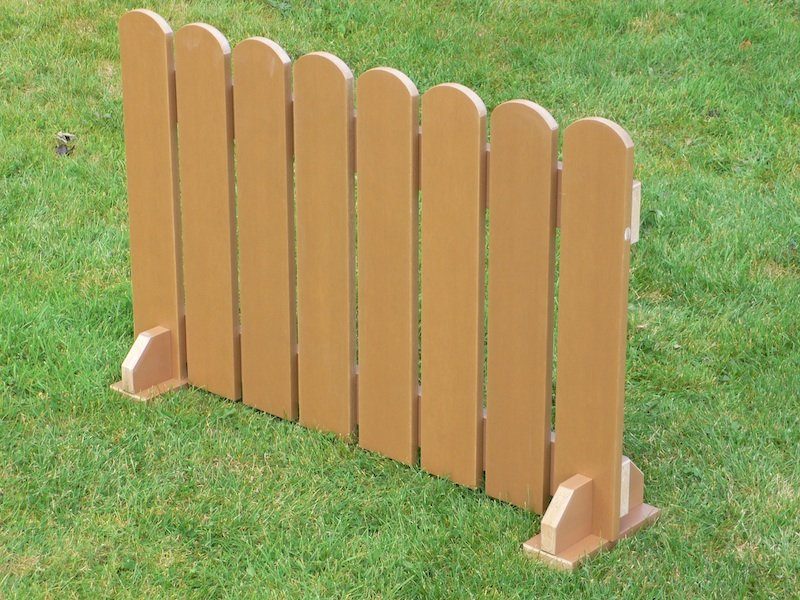 Image Result For Wood Picket Fence Panels