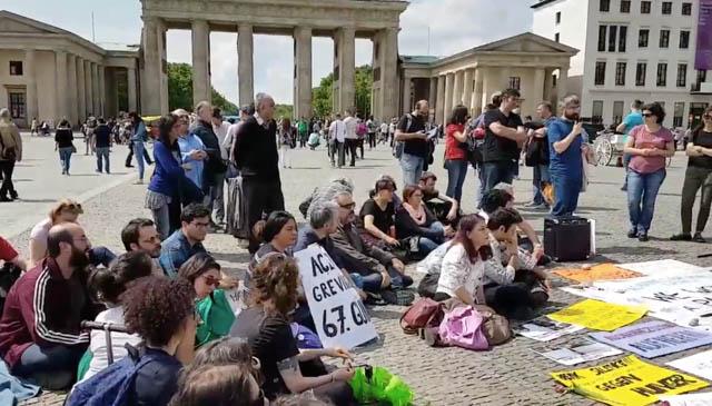 Solidarite nuriye semih berlin