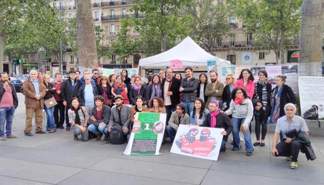 solidarite nuriye semih paris