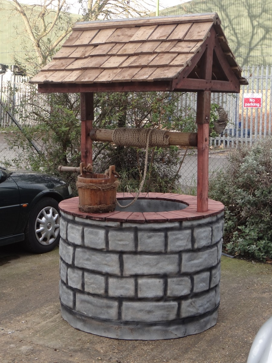 Medieval Prop Hire Wishing Well Keeley Hire