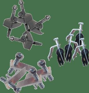 sink clips from plumb pak keeney