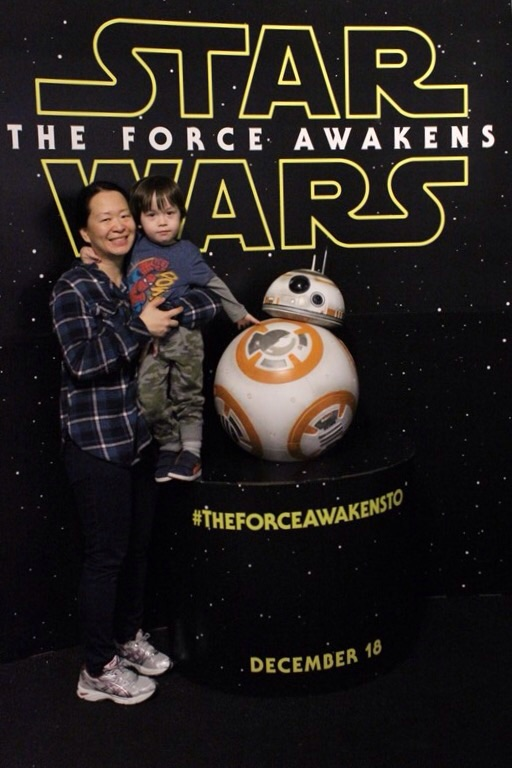 With BB8